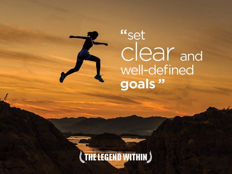 Life Lesson -Set Clear Goals